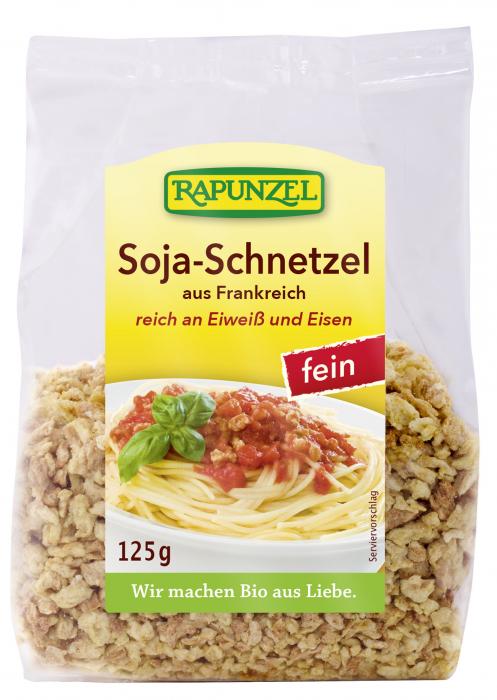 Carne de soia bio fină [0]