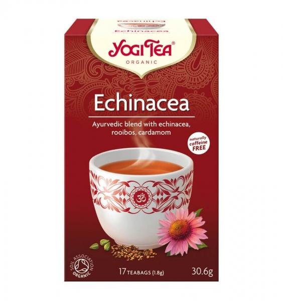 Ceai BIO Echinacea, 30.6GR Yogi Tea 0