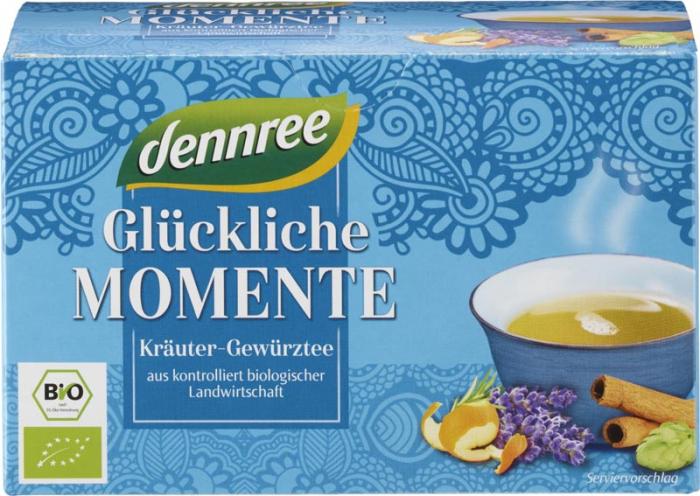 Ceai bio Momente fericite [0]
