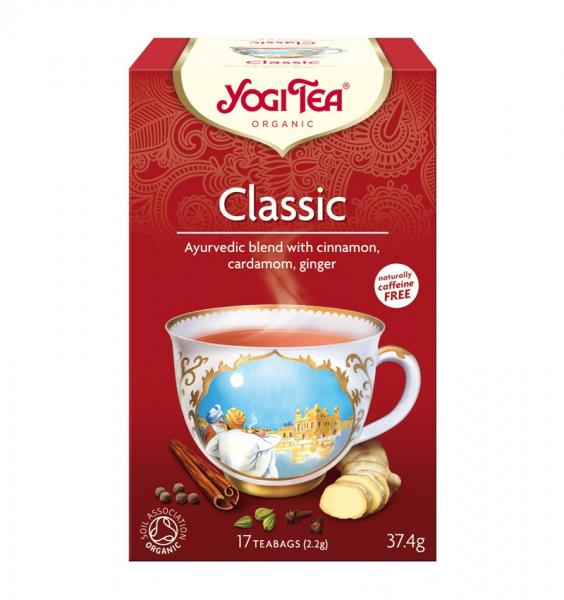Ceai BIO Classic 37.4 gr. Yogi Tea 0