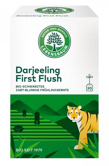 Ceai Darjeeling & Prima culoare x20 plicuri [0]