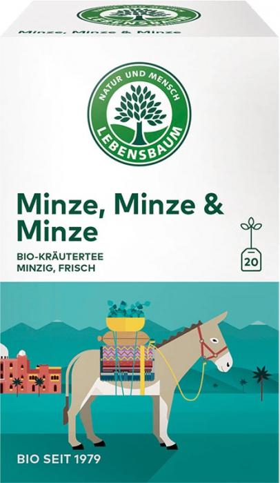 Ceai de Menta, Menta & Menta x20 plicuri [0]