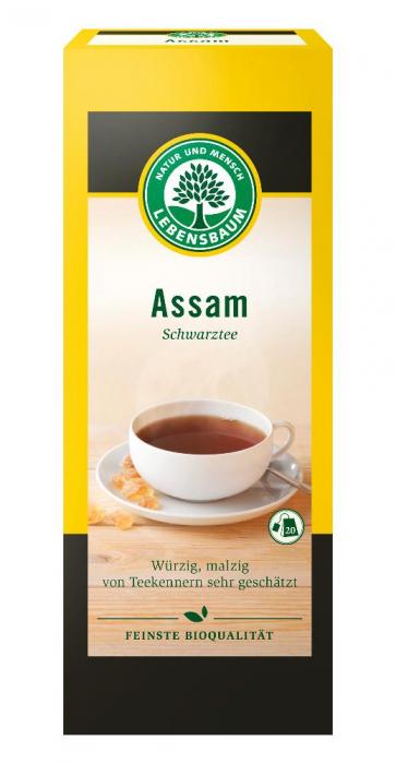 Ceai negru bio Assam [0]