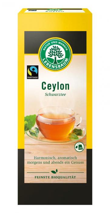 Ceai negru Ceylon [0]