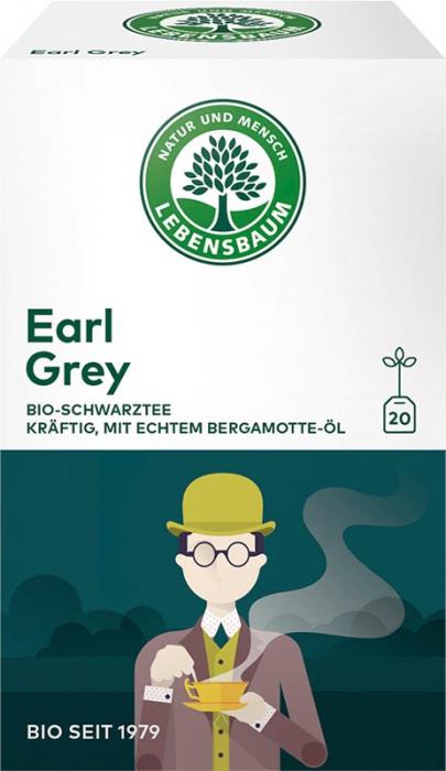 Ceai negru Earl Grey [0]