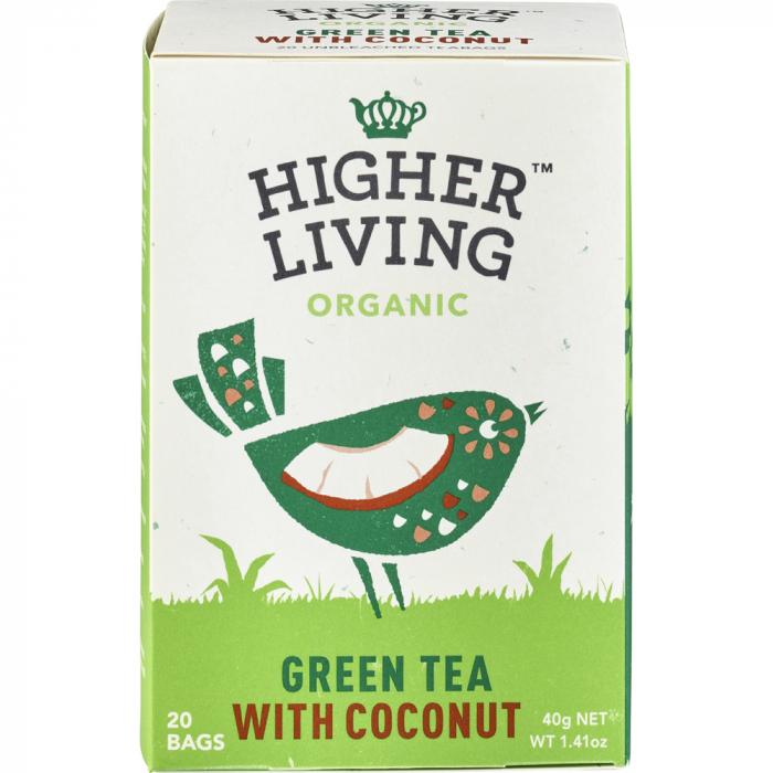 Ceai verde cu cocos [0]