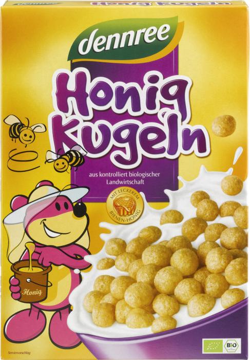 Cereale bio bilute cu miere [0]