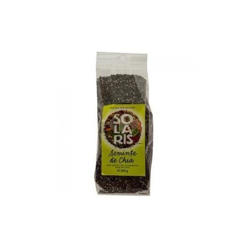 Seminte de Chia 100 gr. Solaris 0