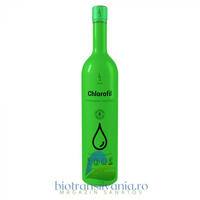 Chlorofil - Supliment Lichid cu Clorofila, 750ml DuoLife [0]