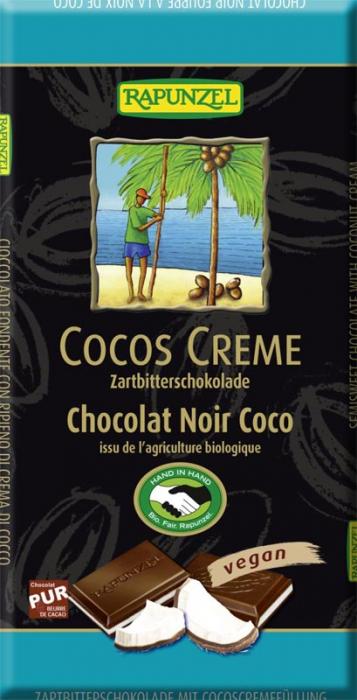Ciocolata amaruie cu umplutura de crema de cocos [0]