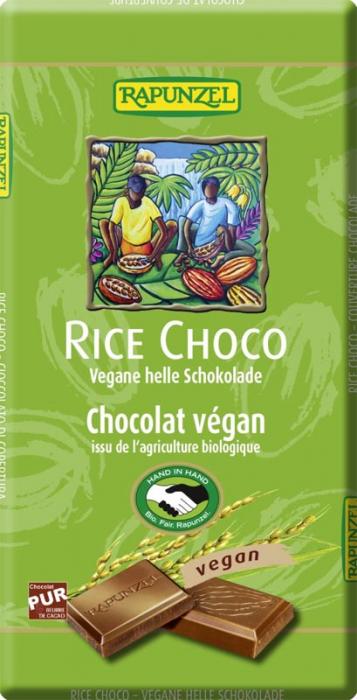 Ciocolata vegana cu lapte de orez bio [0]