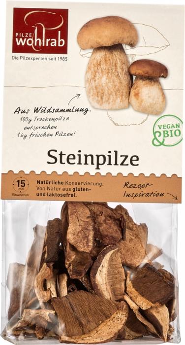 Ciuperci Hribi ecologici bio deshidratate [0]