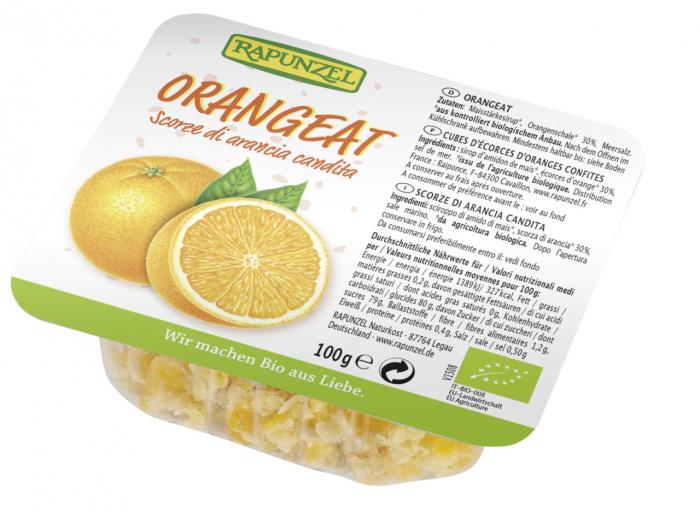 Coaja bio de portocale fara zahar [0]