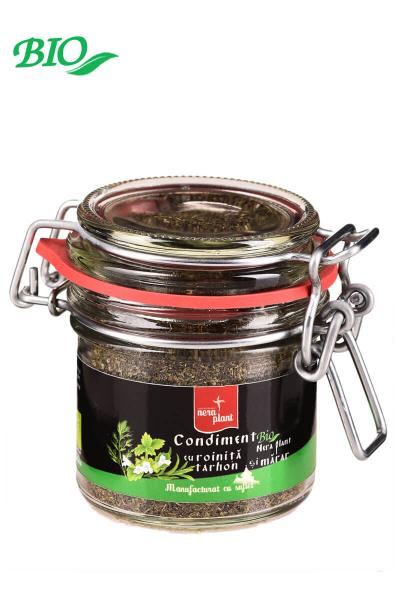 Condiment Nera Plant BIO cu roinita, tarhon si marar 0