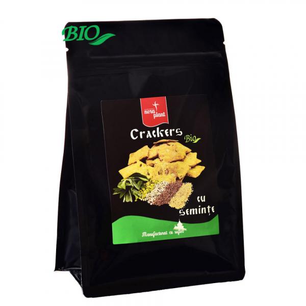 Crackers cu seminte BIO Nera Plant 0