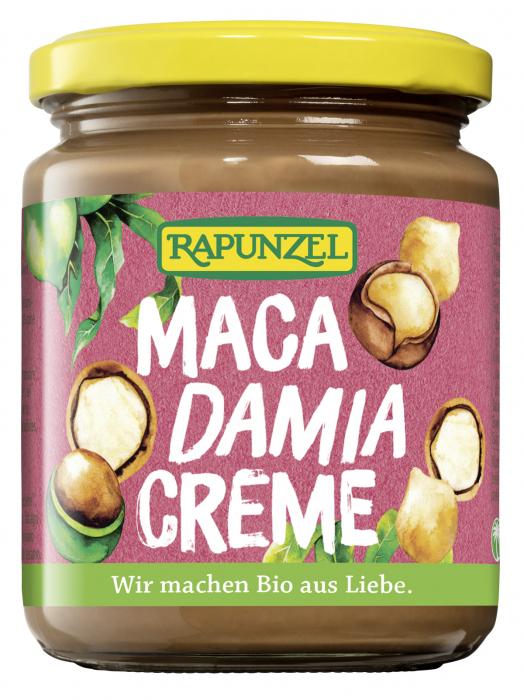 Cremă Macadamia bio [0]