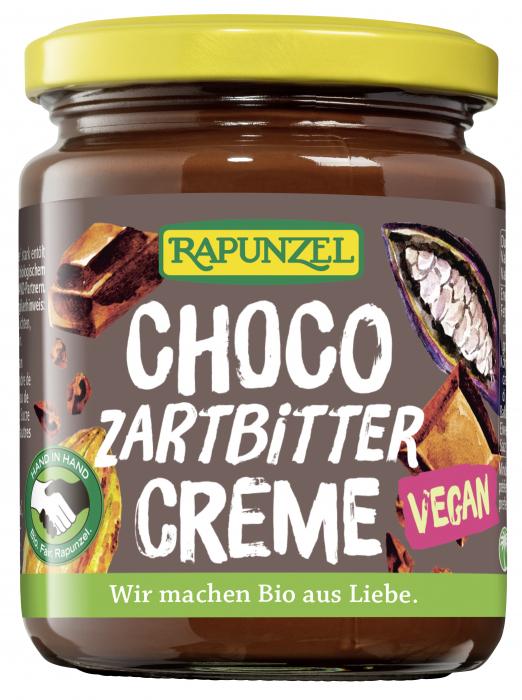 Crema cu ciocolata bio amaruie VEGANA [0]