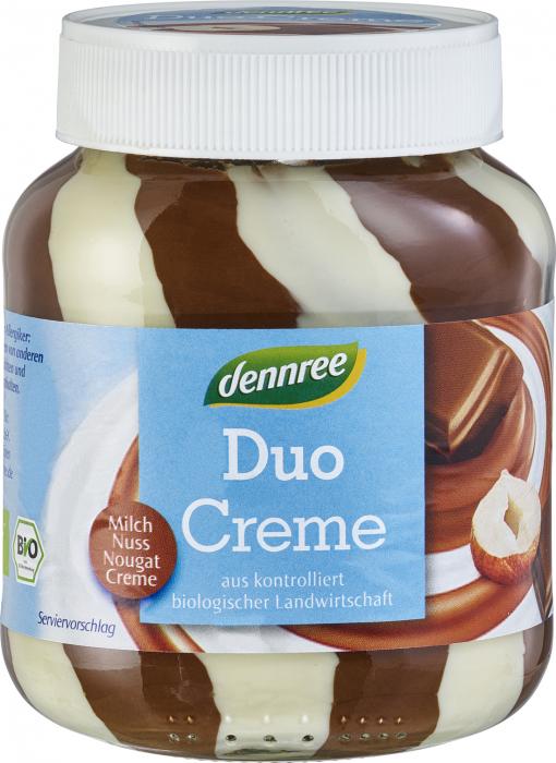 Crema de ciocolata bio cu alune si lapte [0]