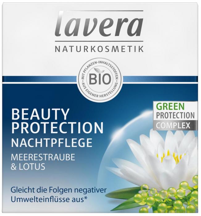 Crema pentru noapte Beauty Protection [0]