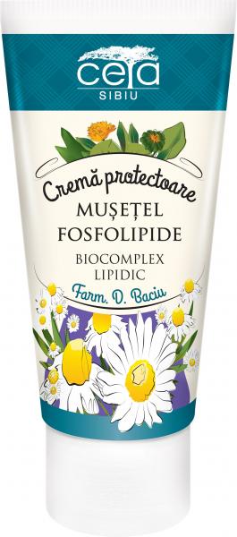 Crema protectoare cu musetel 50ml Ceta 0