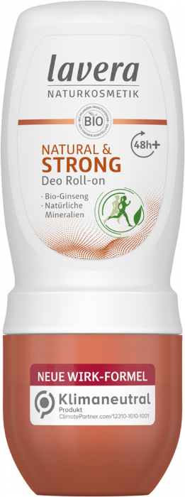 Deo Roll-On Strong cu Gingseng [0]
