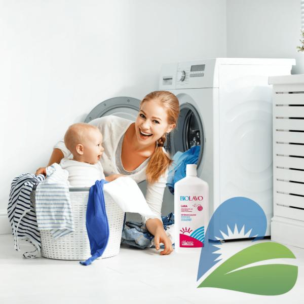 Detergent Super-Concentrat pentru Lana si Tesaturi Fine 1L, BioLavo 1