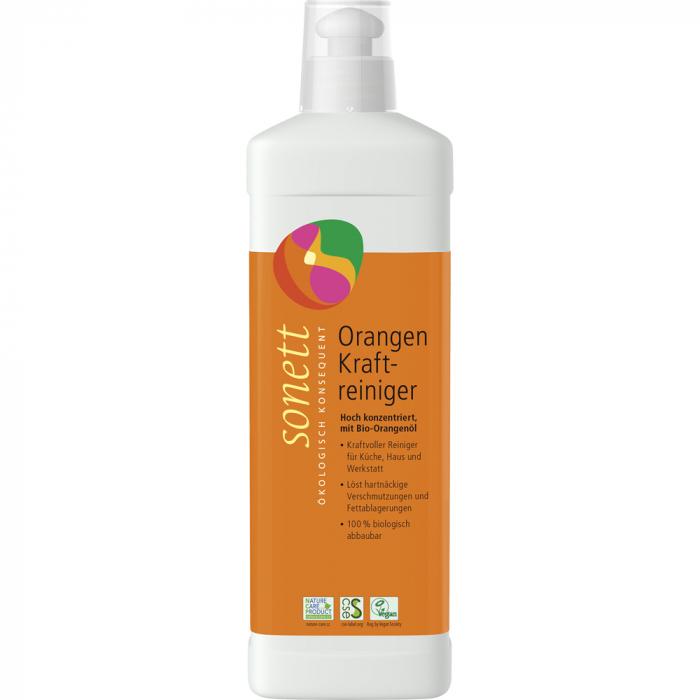 Detergent ecologic universal concentrat cu ulei de portocale [0]