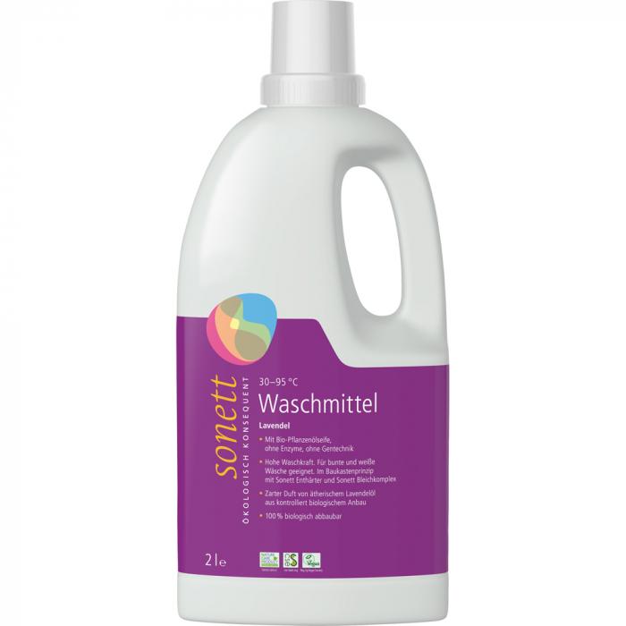 Detergent ecologic universal cu lavanda [0]