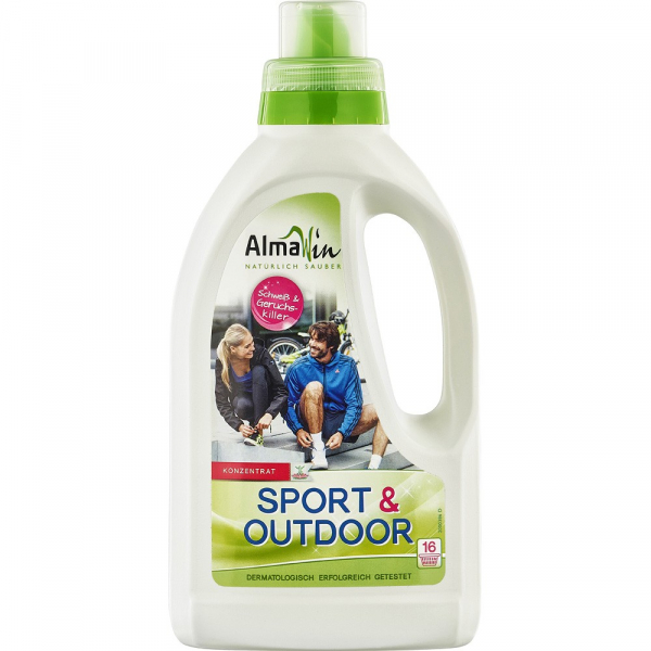 Detergent lichid pentru imbracaminte sport 750 ml AlmaWin 0