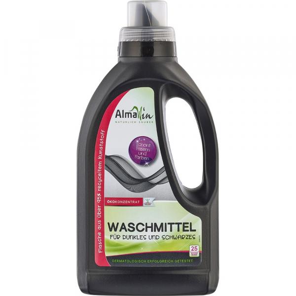 Detergent lichid pentru rufe negre 750 ml AlmWin [0]