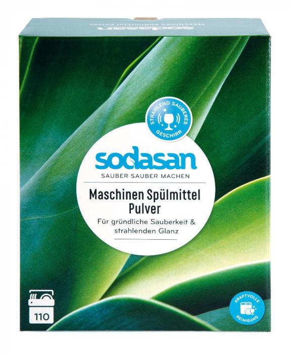 Detergent pudra pentru masina de spalat vase bio [0]