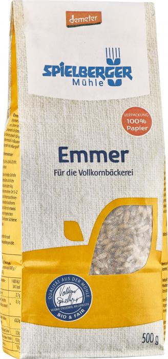 Emmer Demeter bio [0]