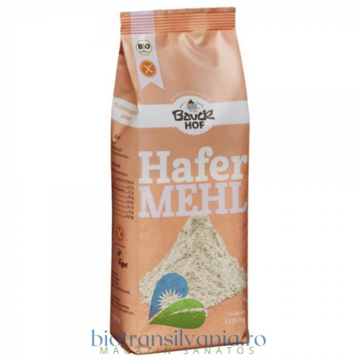 Faina BIO de Ovaz Fara Gluten, 350g Bauck Hof 0