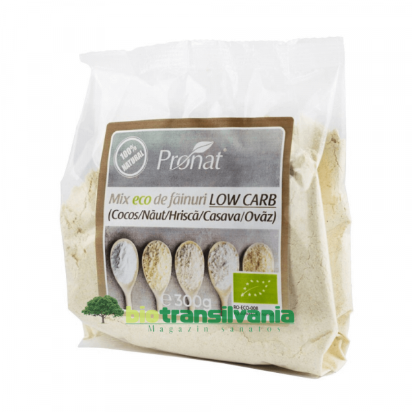 "Faina ""LOW CARB"", 300 G Pronat 0"