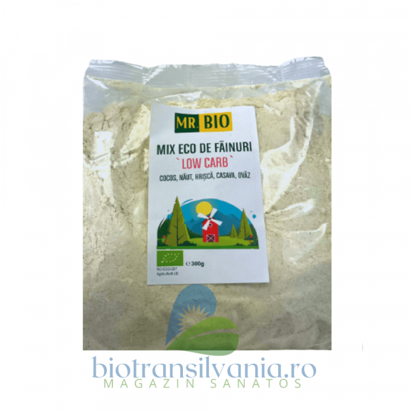 Faina Low Carb 300gr, Mr.Bio  2