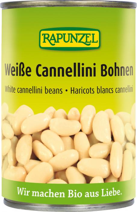 Fasole alba bio Cannellini la doza [0]