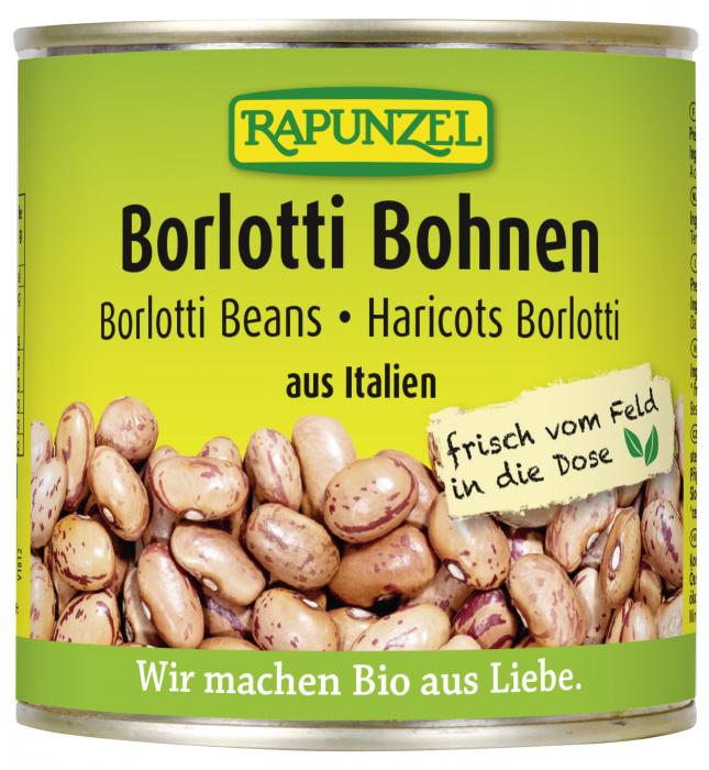 Fasole Borlotti bio in doza [0]
