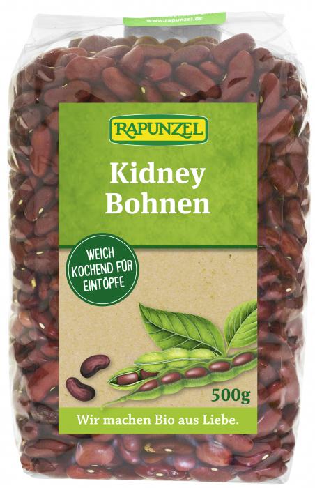Fasole rosie bio Kidney [0]