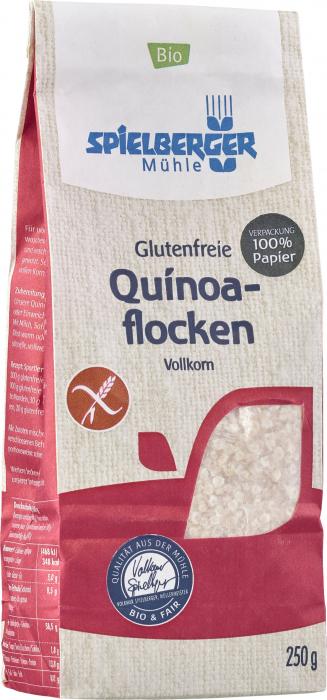 Fulgi de quinoa integrali bio [0]