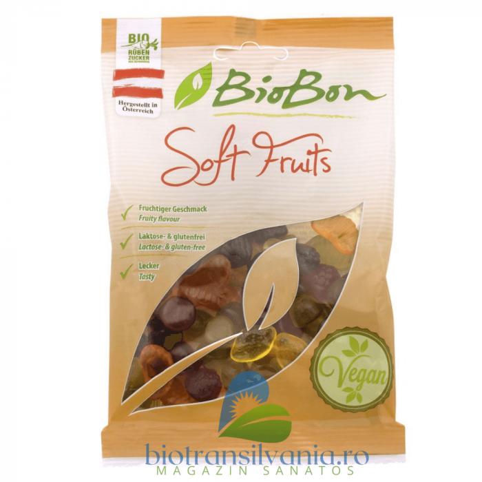 Jeleuri BIO cu Fructe Fara Gluten, 100g BioBon [0]