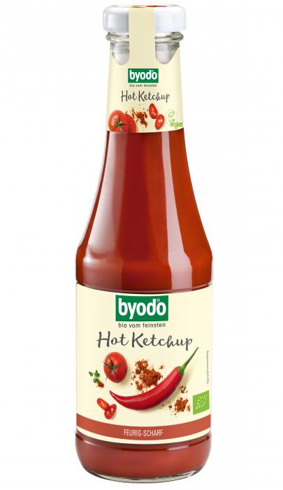 Ketchup picant bio [0]