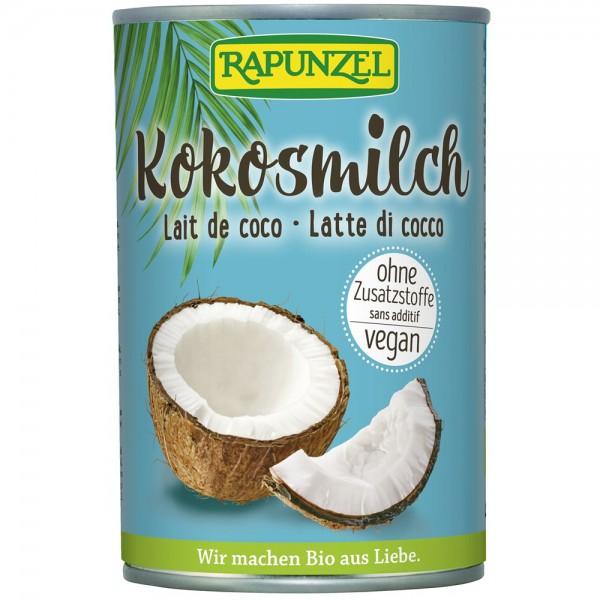 Lapte de cocos ECO 400 ml Rapunzel 0