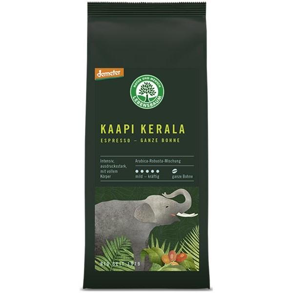 Cafea Boabe Expresso Bio Kaapi Kerla 250gr Lebensbaum 0