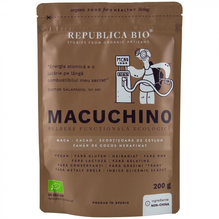 Macuchino pulbere functionala ecologica [0]