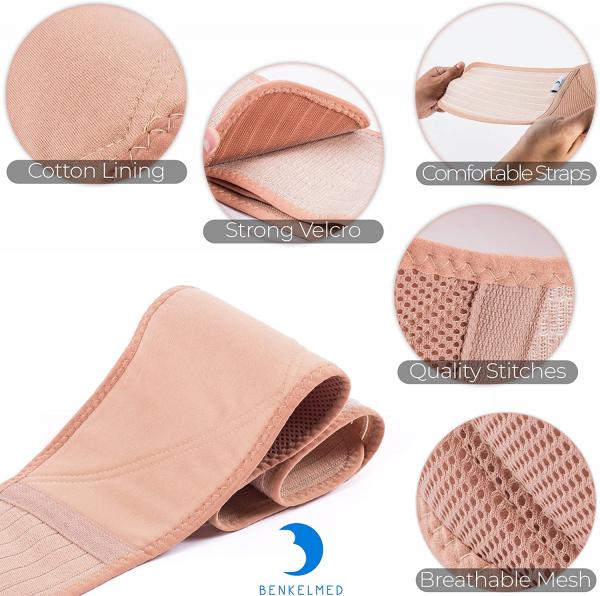 Centura elastica pentru gravide Benkelmed 2