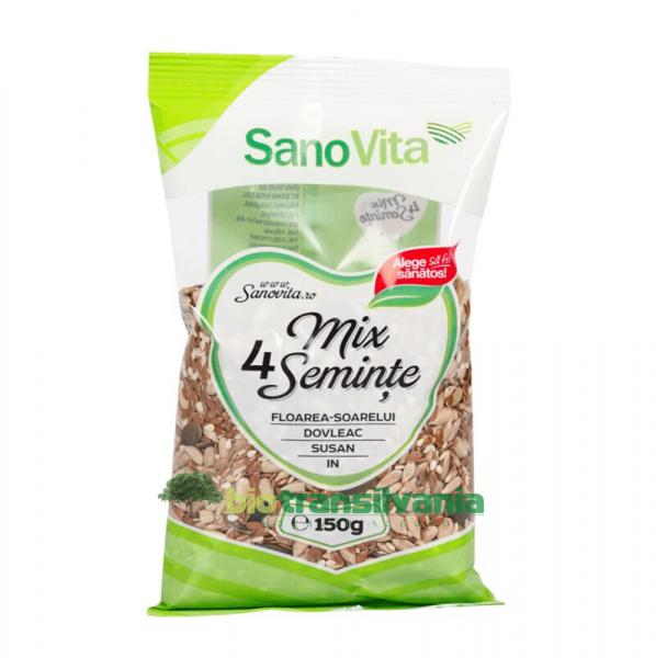 Mix 4 semințe 150g 1