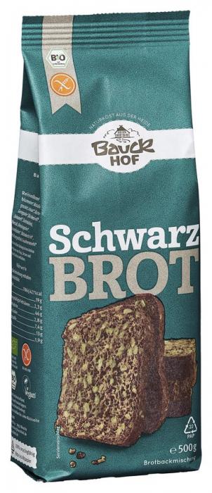 Mix de faina pentru paine neagra FARA GLUTEN [0]