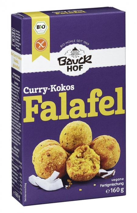 Mix pentru falafel bio curry si cocos [0]