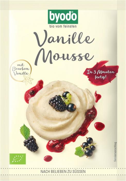 Mix pentru mousse de vanilie FARA GLUTEN [0]