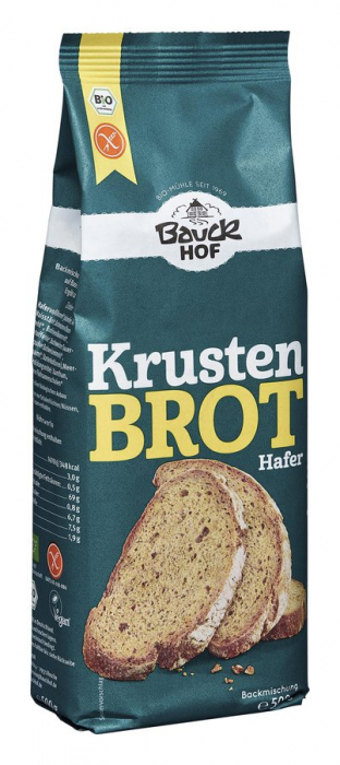 Mix pentru paine crocanta FARA GLUTEN [0]